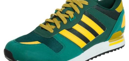 Grüner Sneaker